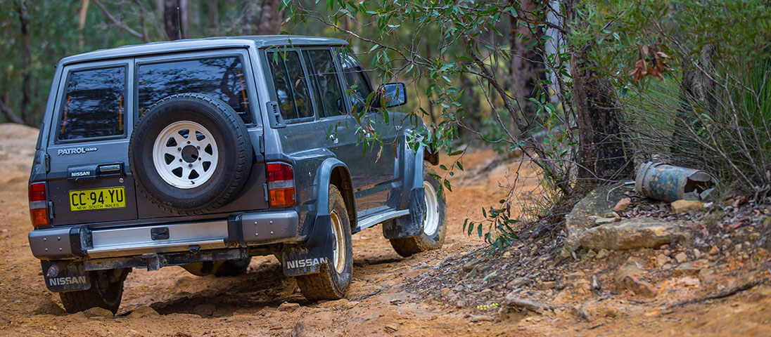 ARB 4×4 Accessories | Introducing Our 2nd Off Road Icon - The Nissan