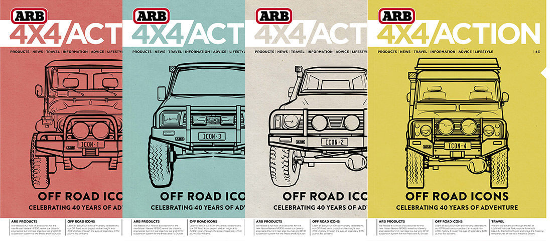 ARB 4×4 Action Edition 43 – OUT NOW!