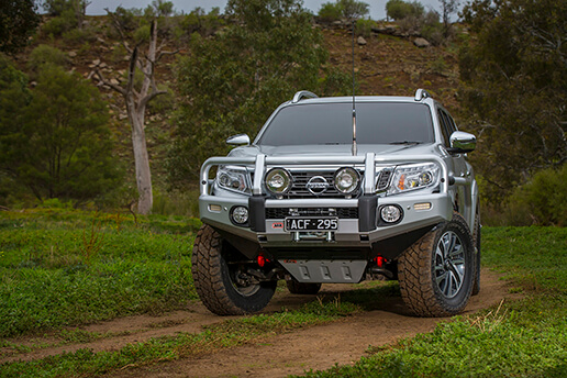 ARB Kits Out the New Nissan Navara NP300