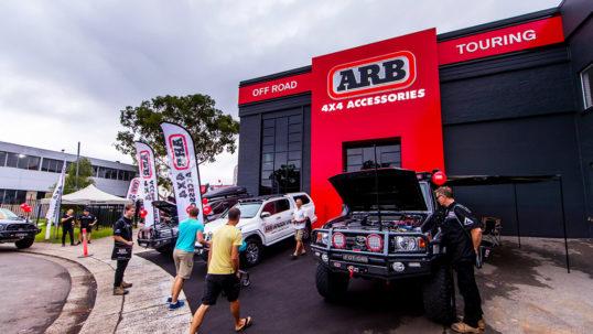 ARB Brookvale store front