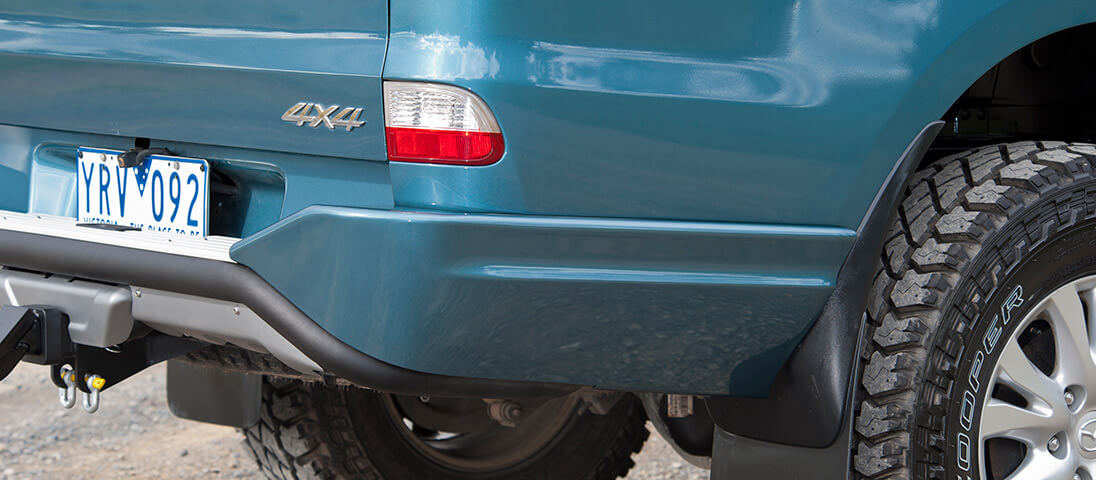 Dsc Big on 2015 Mazda Bt 50