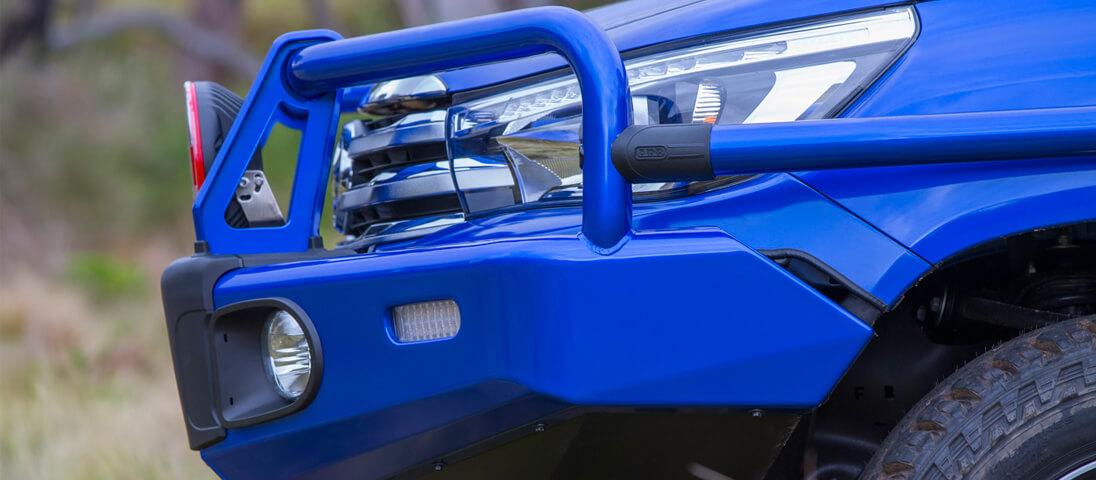 Arb 4 215 4 Accessories Toyota Hilux 2015 Summit Bar