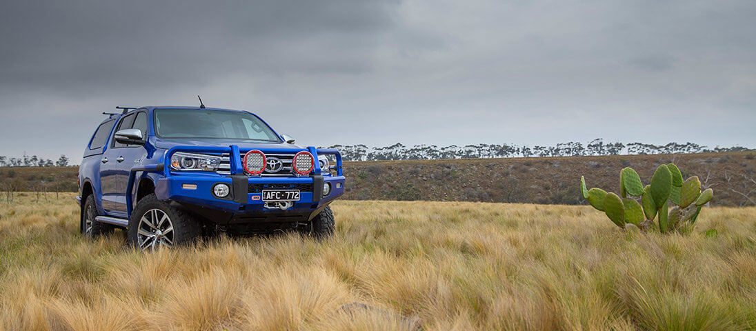 ARB Equips the new Toyota HiLux