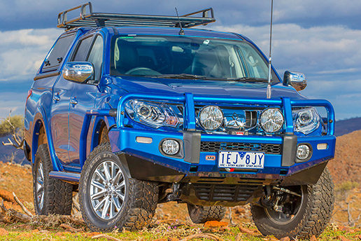 ARB Product Range Continues to Grow for the MQ Triton