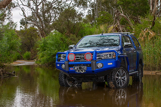 ARB Equips the new 2015 Toyota HiLux