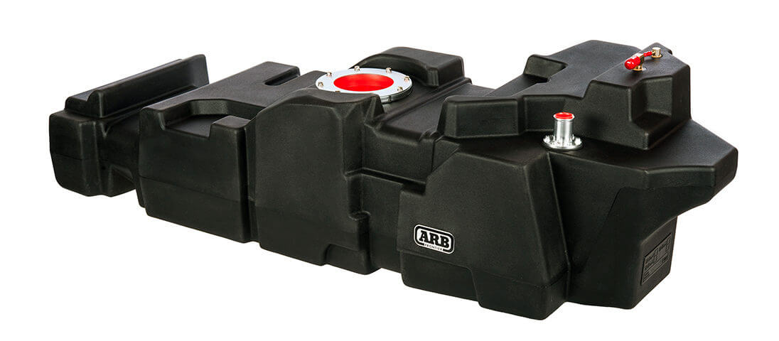 ARB Frontier Tank arrives for NP300 and D40