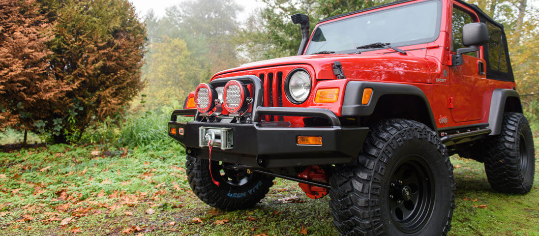 The TJ Looking Better Than Ever