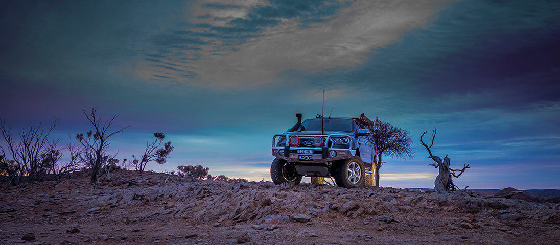 Ford Ranger PXII Goes Alloy