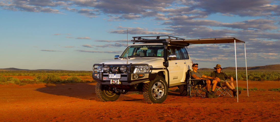 ARB 4×4 Accessories | Nissan Patrol receives OME BP-51 - ARB