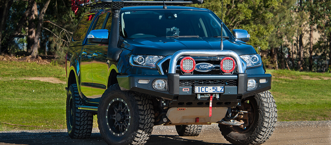 Road Rhino Bumper >> ARB 4×4 Accessories | Frontal Protection - ARB 4x4 Accessories
