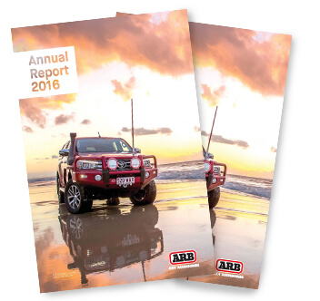2016 ARB Annual Report