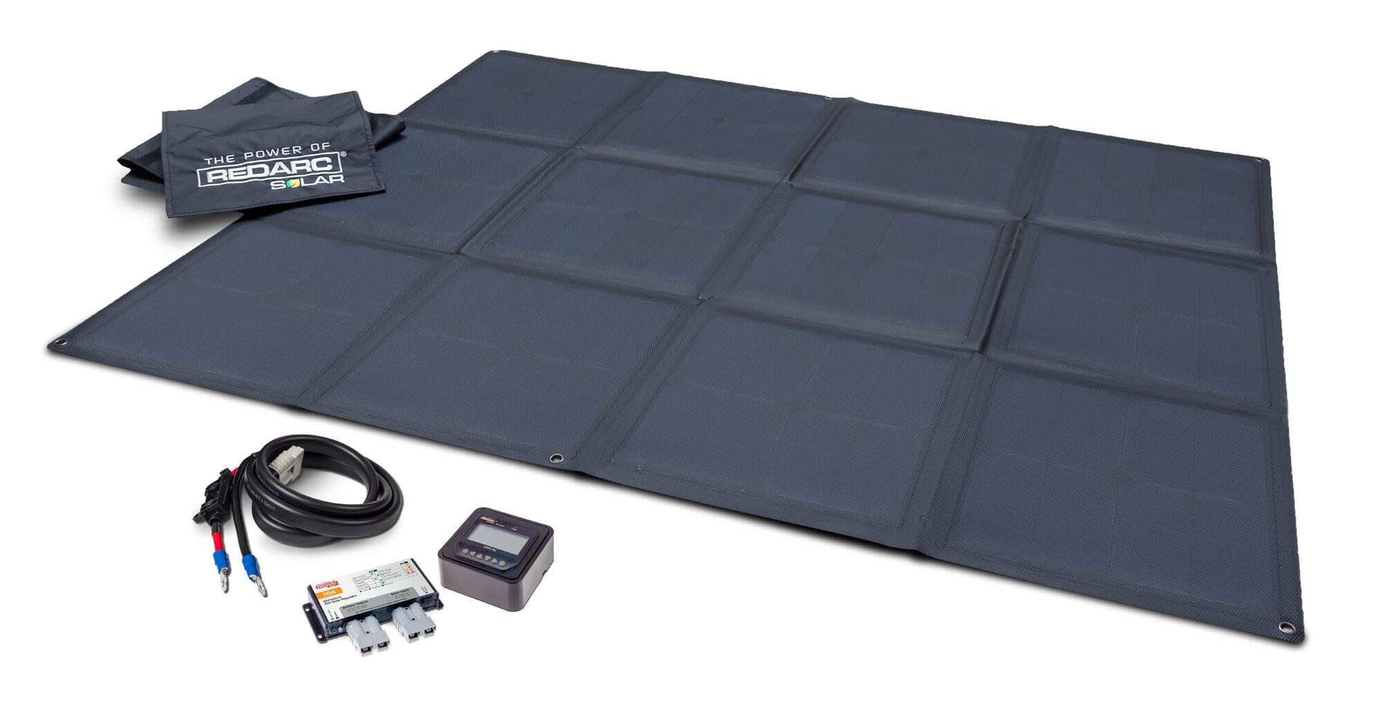 SunPower Monocrystalline Blankets