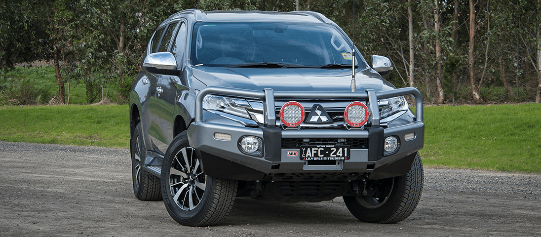 Mitsubishi All New Pajero Sport 2017 >> ARB 4×4 Accessories | Frontal Protection - ARB 4x4 Accessories