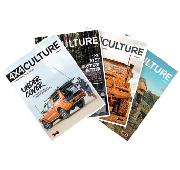 Read past Issues of 4x4 Culture