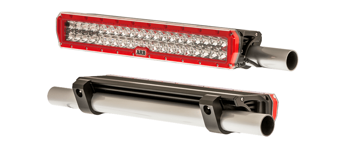 Arb 44 accessories ar40 intensity light bar arb 4x4 accessories features aloadofball Image collections