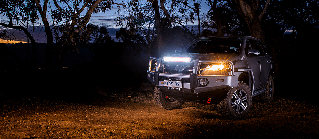 Arb 44 accessories ar40 intensity light bar arb 4x4 accessories 1 mozeypictures Images