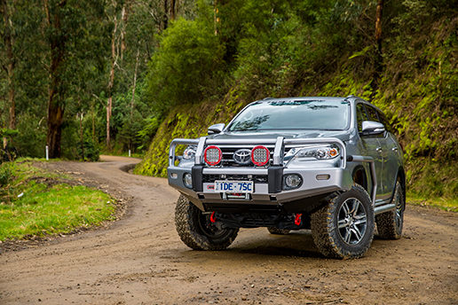 Toyota Fortuner & Ford Everest Receive Full Summit Treatment
