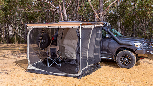 Jeep Wrangler Awning ARB 4×4 Accessories   Awnings & Accessories - ARB 4x4 ...