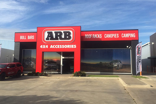 ARB Reaches 56 stores in 2016