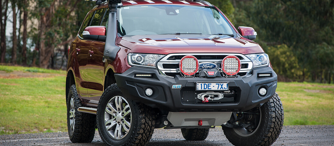ARB 4×4 Accessories   Frontal Protection - ARB 4x4 Accessories