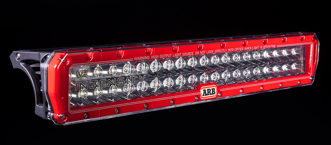 Arb 44 accessories new intensity light bar arb 4x4 accessories search the blog aloadofball Image collections