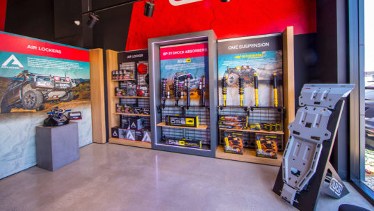 ARB Geelong Interior