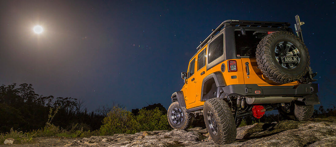 BP-51 Now Available For JK Wranglers 2006+