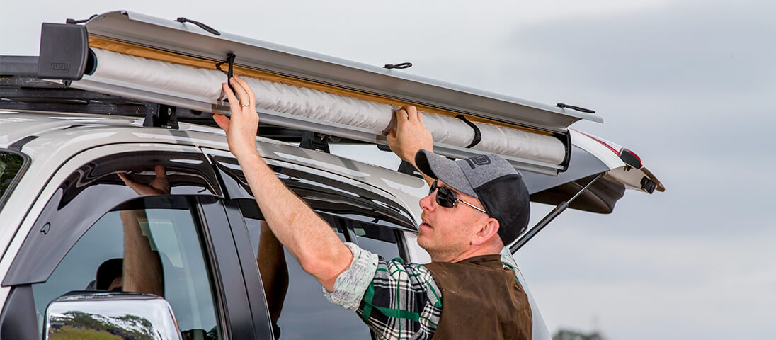 how to change ford tonneau bungee cords