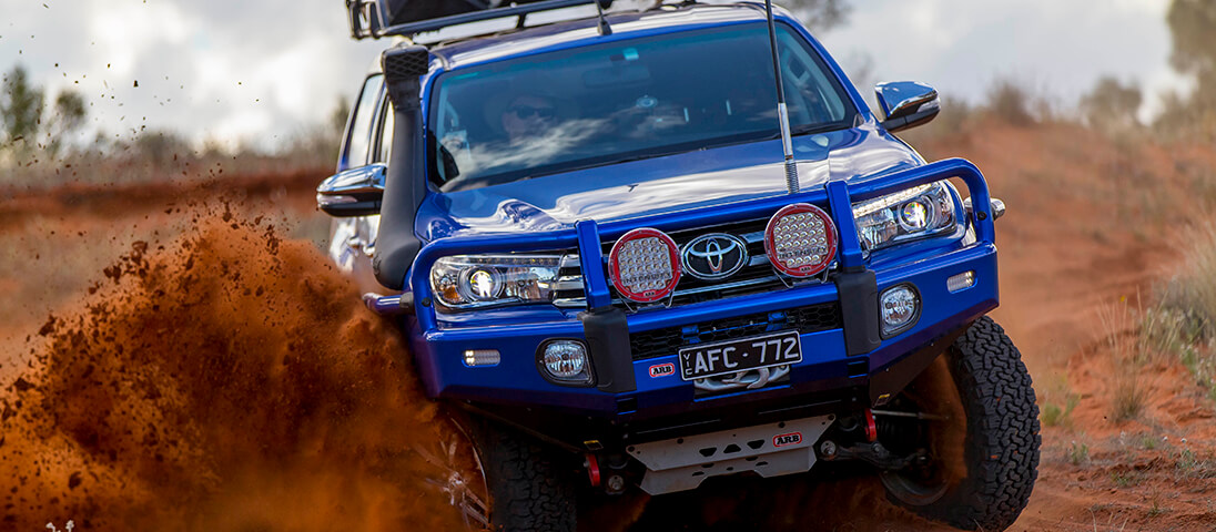 ARB Release GVM Upgrade for Toyota HiLux