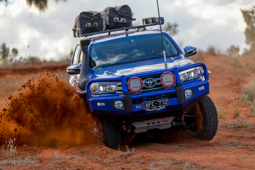 ARB Releases Stage 1 & 2 GVM Upgrades for Toyota HiLux