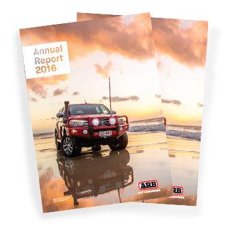 2016 ARB Annual Report