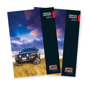 2014 ARB Annual Report