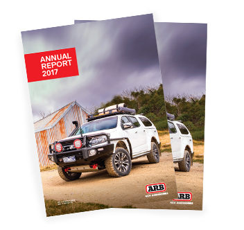 2017 ARB Annual Report