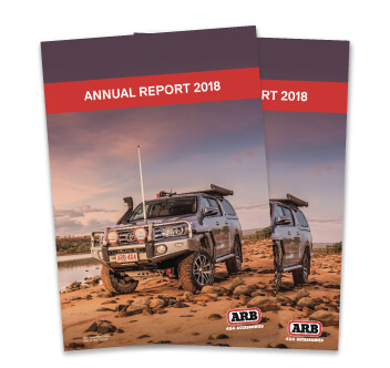 2018 ARB Annual Report
