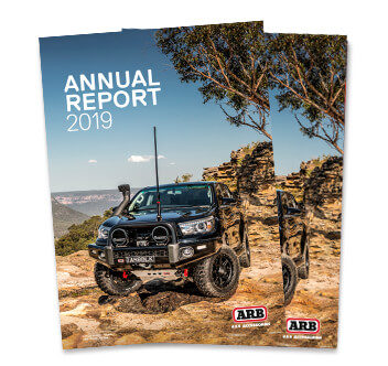 2019 ARB Annual Report