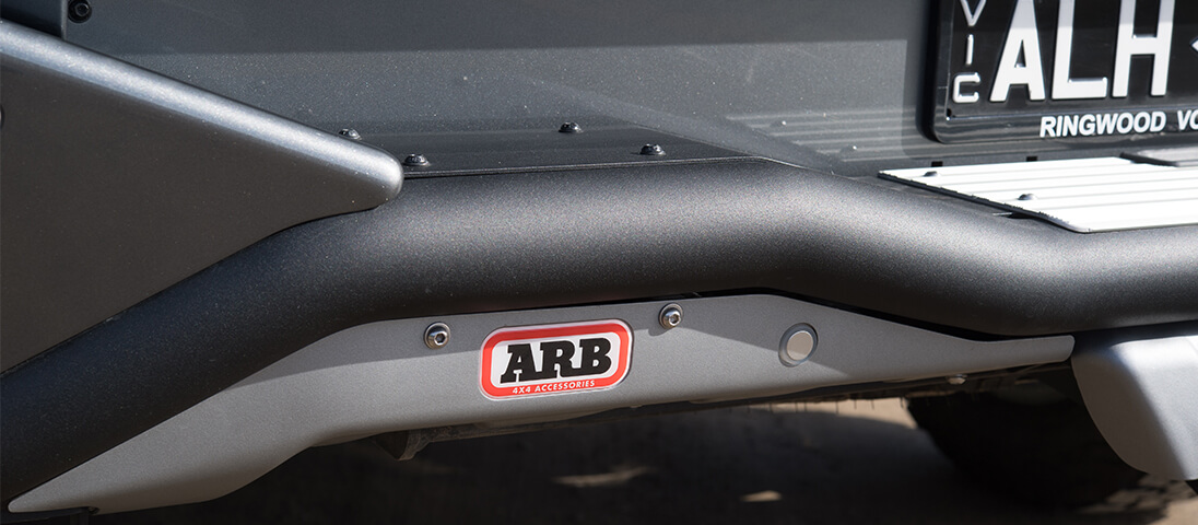 ARB 4×4 Accessories | Tow Bars, Rear Protection Volkswagen