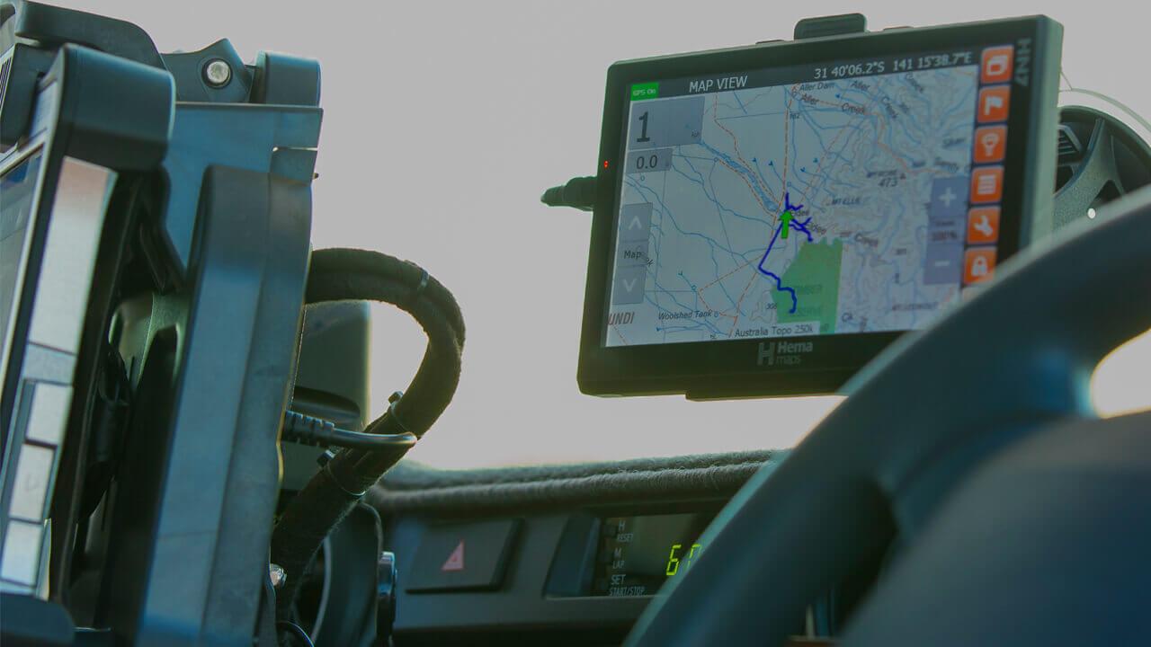 Hema GPS Navigator