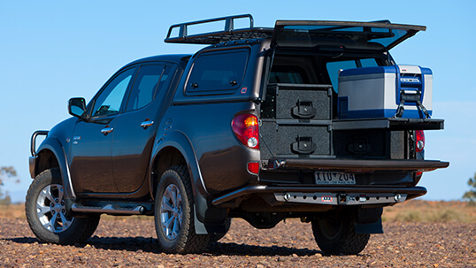 Outback Solutions Drawer Systems & ARB 4×4 Accessories | Drawers u0026 Cargo Solutions - ARB 4x4 Accessories
