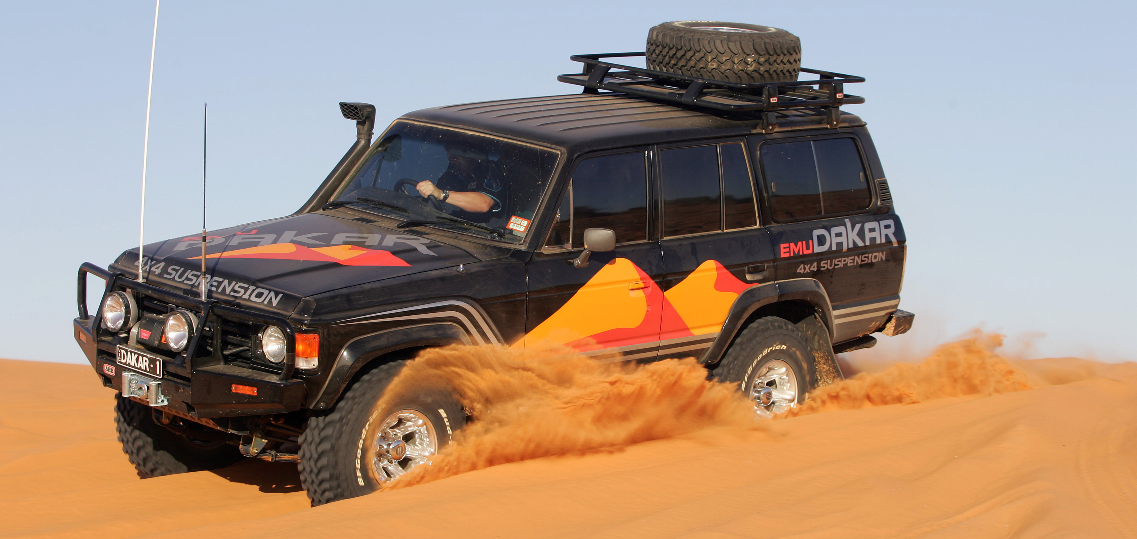 ARB 4×4 Accessories | Old Man Emu 4X4 Suspension - ARB 4x4 Accessories
