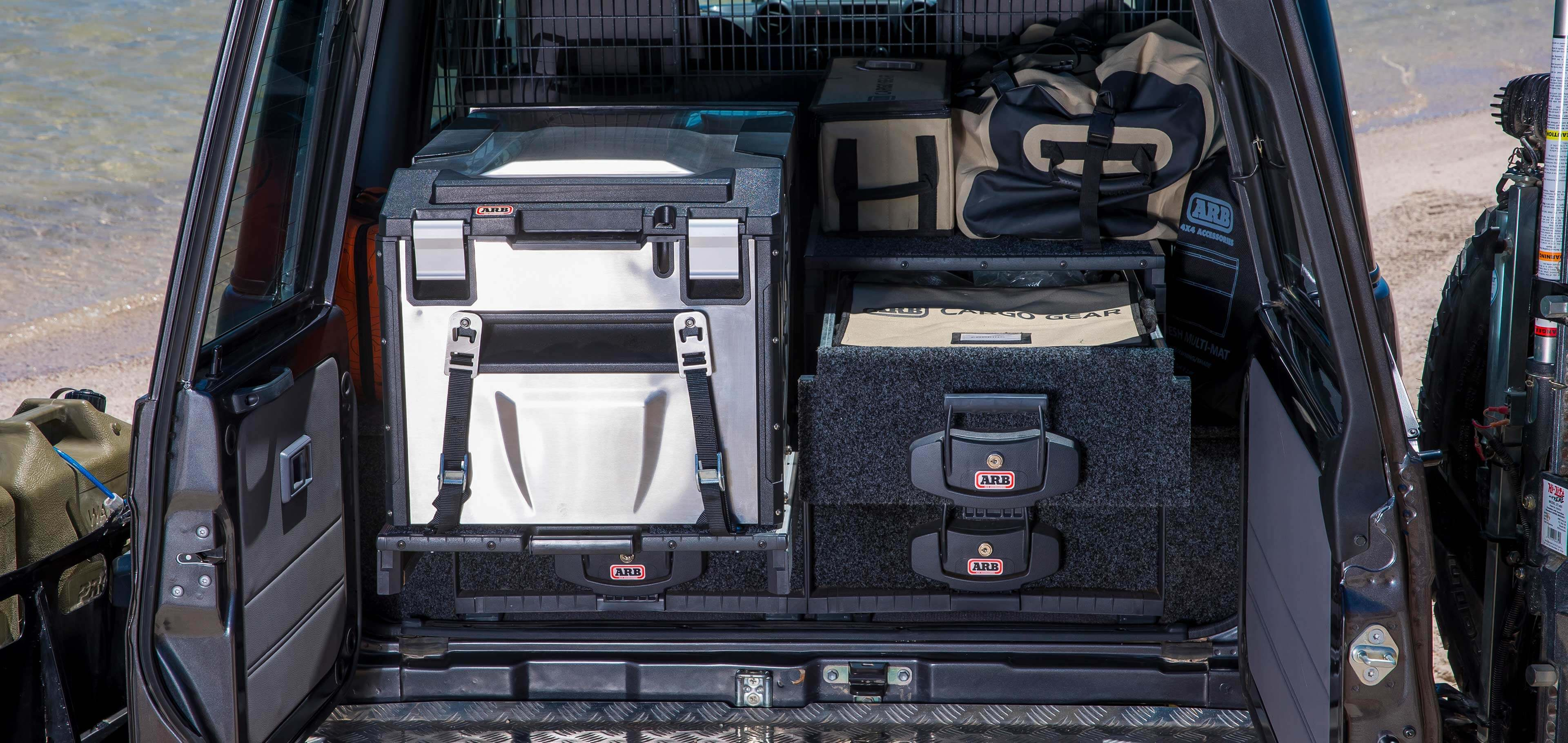 Arb 4 215 4 Accessories Drawers Amp Cargo Solutions Arb 4x4