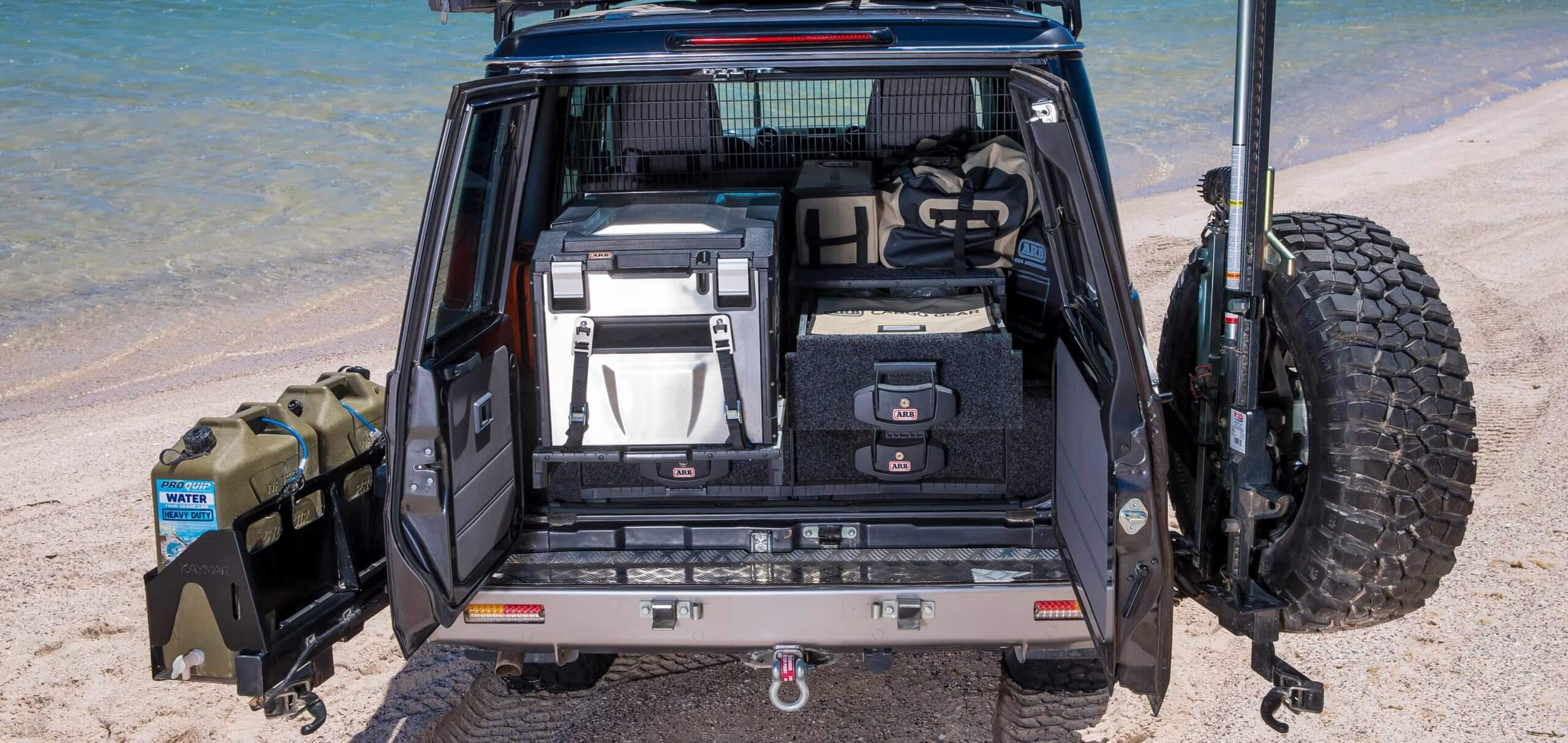 Cargo Bags Organisers Arb 4x4 Accessories