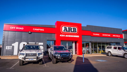 ARB South Hedland Store Front