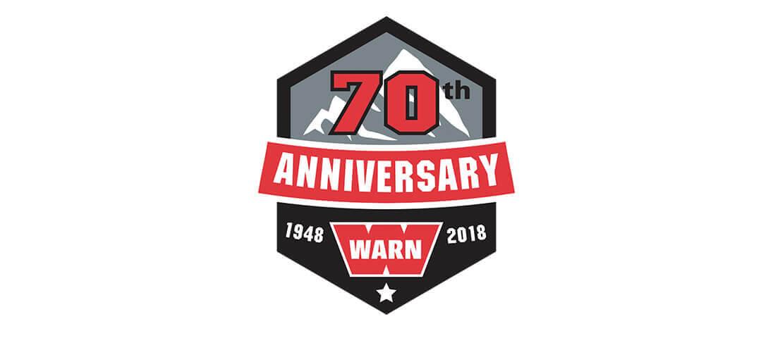 Warn Industries celebrates 70th anniversary