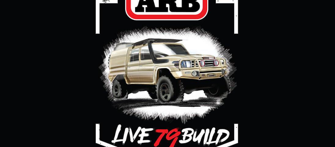 Live stream with ARB
