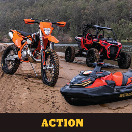 Extreme Powersports Pack