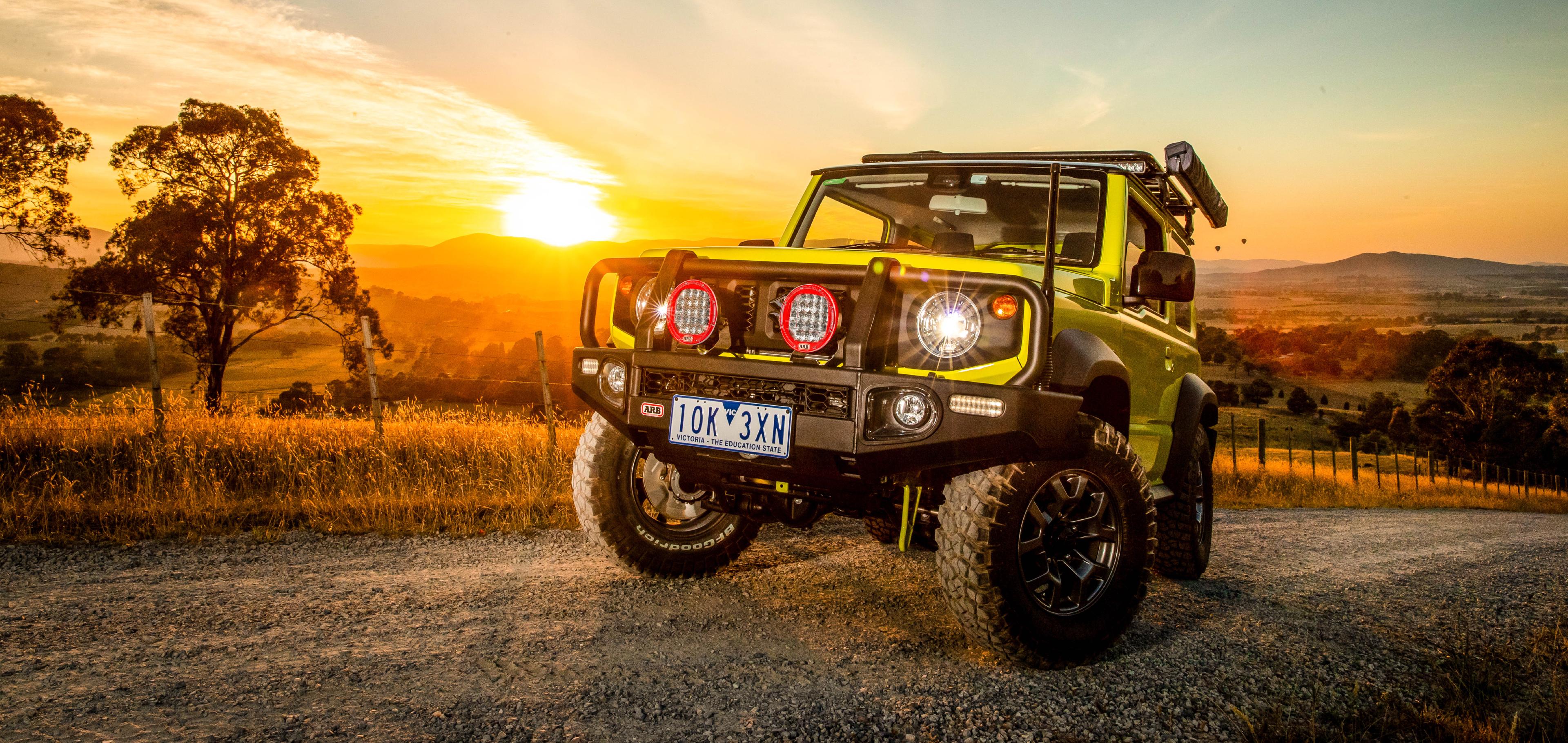 Arb 4 215 4 Accessories Suzuki Jimny 2019 Present Arb