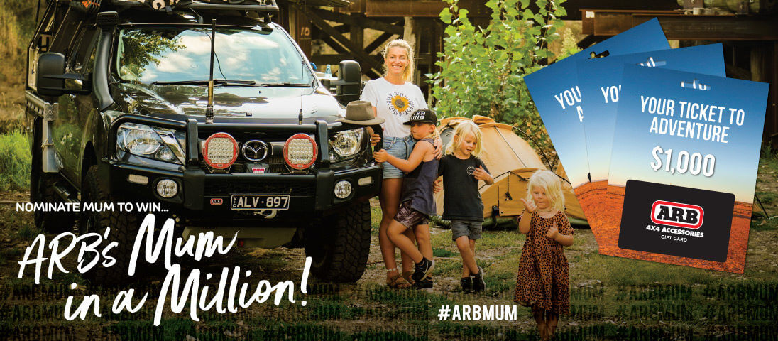 ARB's Mum in A Million Competition