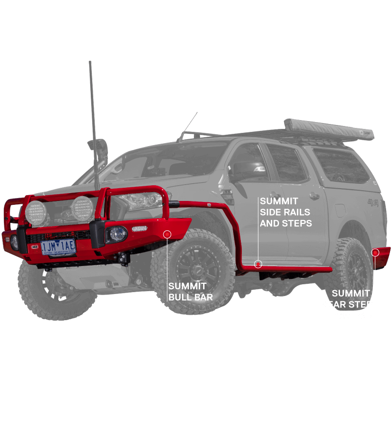Get rewarded for protecting your 4WD!