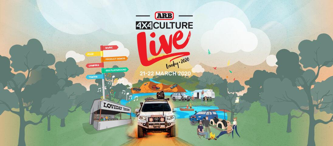 4×4 Culture LIVE