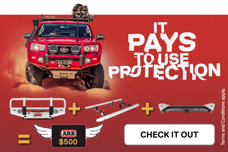ARB Promotion | It Pays To Use Protection
